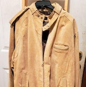💥15% off was $84💥 Colebrook genuine leather coat